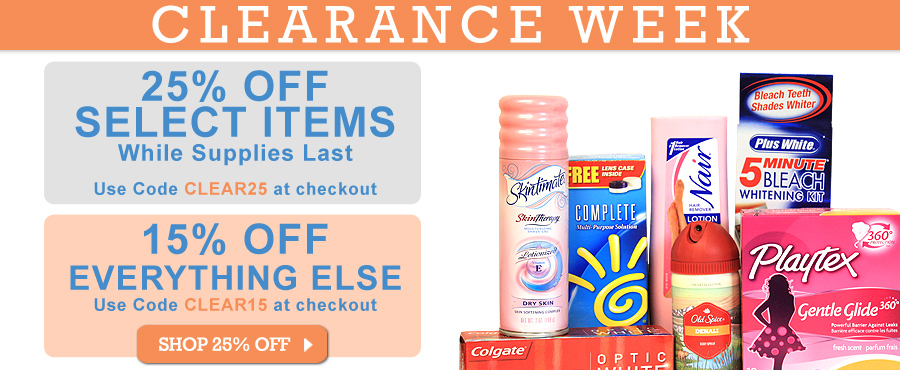 Overstock Drugstore Coupon